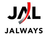 Логотип авиакомпании JALways