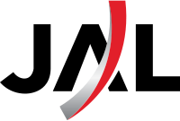 Логотип авиакомпании Japan Airlines (JAL)
