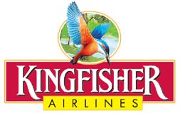 Логотип авиакомпании Kingfisher Airlines