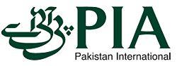 Логотип авиакомпании Pakistan International Airlines (PIA)