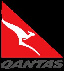 Логотип авиакомпании Qantas