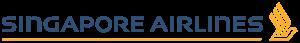 Логотип авиакомпании Singapore Airlines