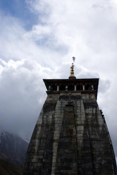 Храм в Кедарнатх