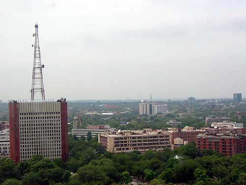 Штаб-квартира AIR в Дели