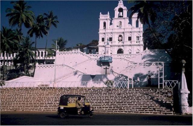 Церковь в Гоа