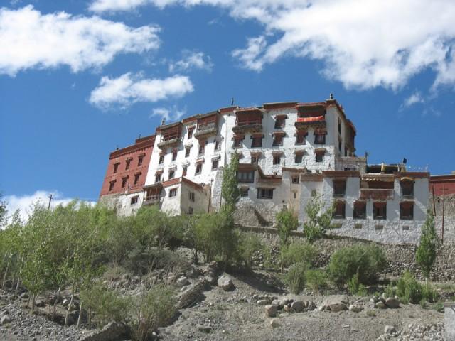 Монастырь Пхьянг в Ладакхе