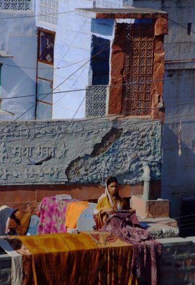 Крыши Джодпура
