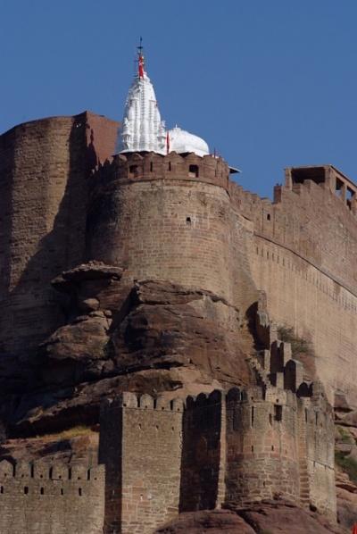 Форт с храмом. Джодпур