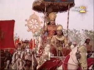 Рама сам отправился выручать жертвенного коня