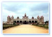 Дворец Махараджи в Майсоре