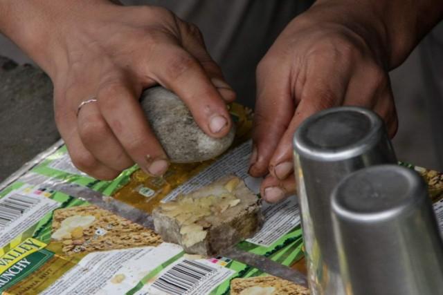 Масала чай с имбирем