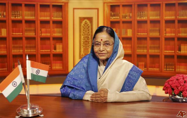 Г-жа Пратибха Деви Сингх Патиль