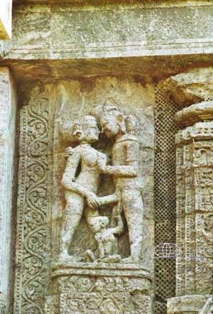 Индийская эротика