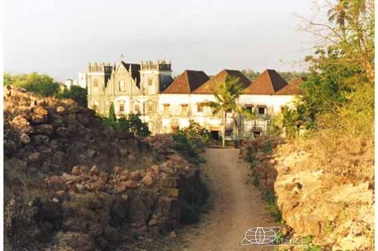 Португальский дом в Гоа