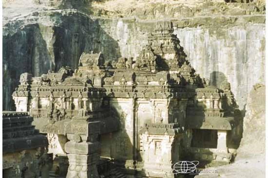 Храм в Эллоре