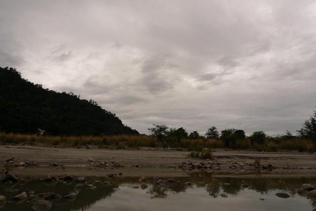 Кусок берега Ганги