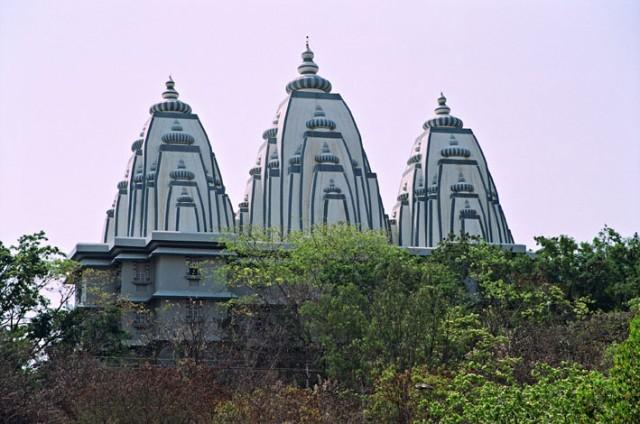 Крыша музея всех религий.