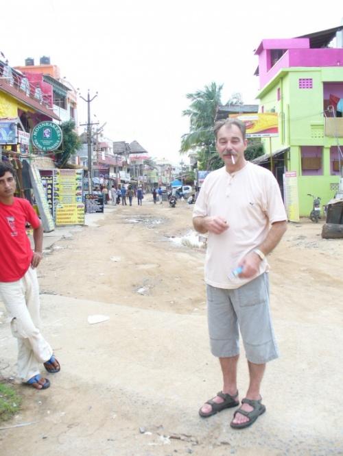 центральная улица Мамалапурама