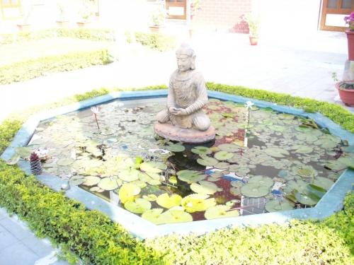 Каджурахо.гостиница Сурья
