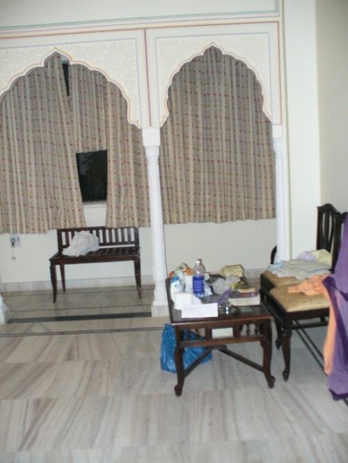 Джайпур. гостиница Кришна-Пэлас