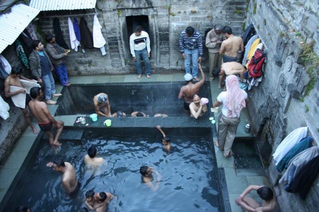 Горячие ванны