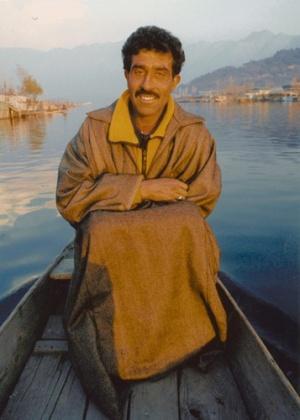 Кашмирский лодочник