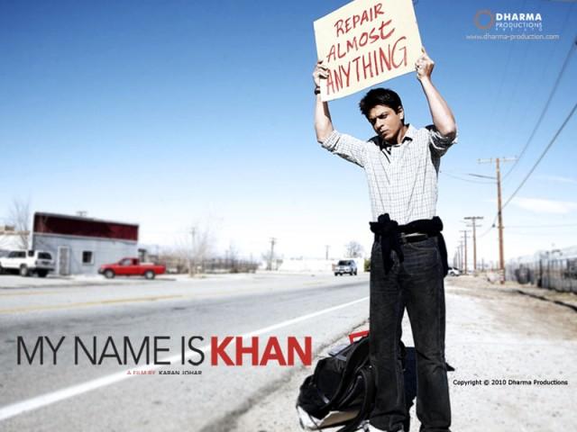 """My name is Khan"""