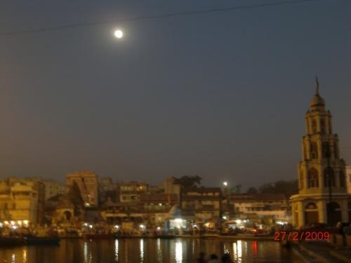 Насик, у реки Годавари