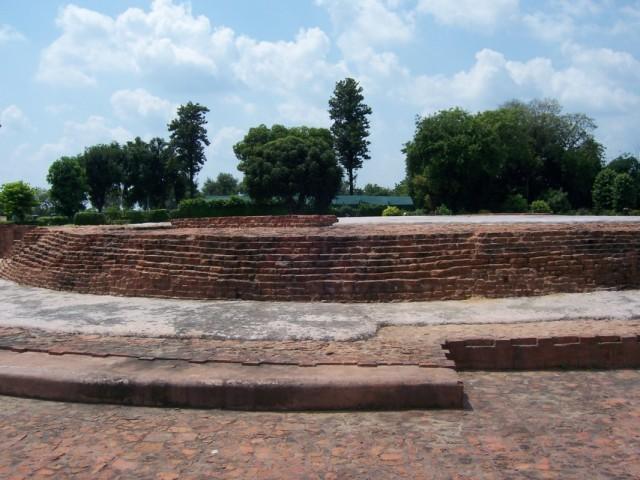 Сарнатх Олений Парк Ступа Дхармараджика