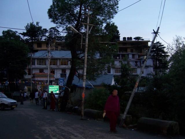 Маклеодганж (Дхарамсала) Около Резиденции Его Святейшества Далай Ламы XIV