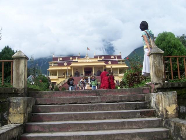 Дхарамсала Резиденция E.C. XVII Кармапы