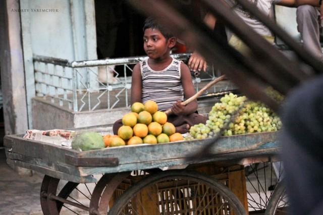 young trader