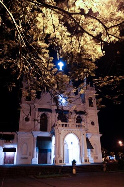 Siolim church