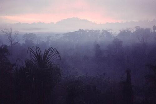Андаманские острова на восходе