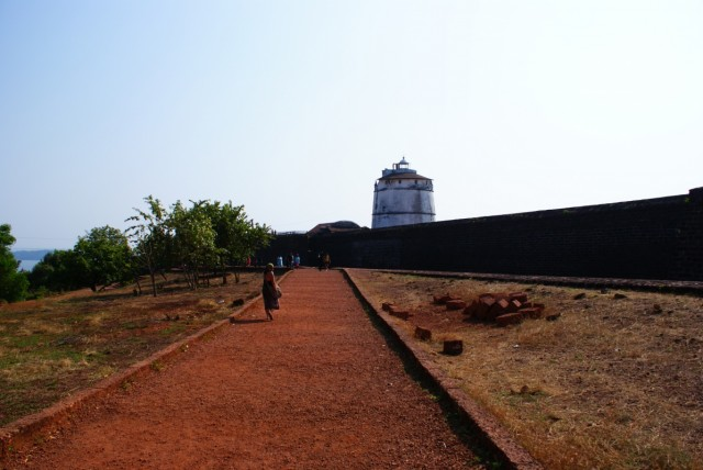 дорога к форту