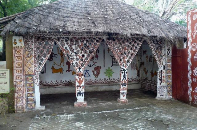 Дом крестьянина, регион Раджвар, Мадья-Прадеш