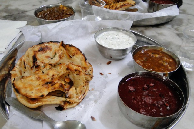 Обед - Кесар Да Дхаба