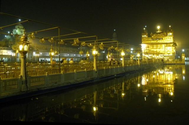 Ночь в Золотом храме