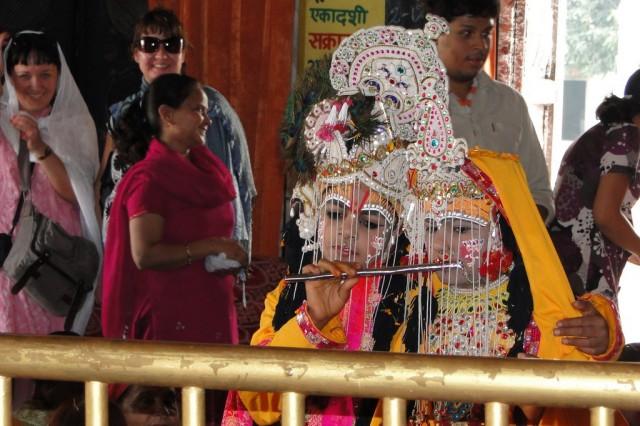 Радха и Кришна - Дургиана Темпл
