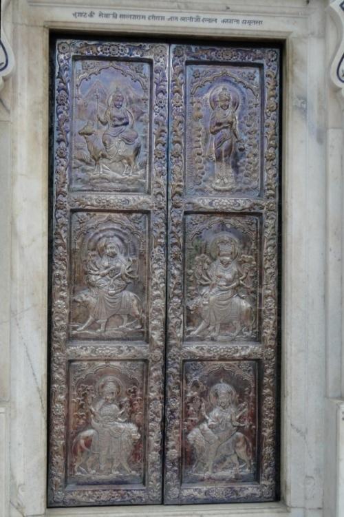 Серебряные двери - Дургиана Темпл