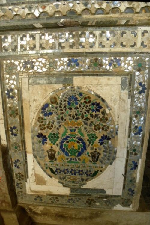 Зеркальные мозаики