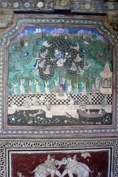 Фрески Читрасалы