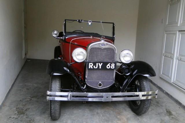 Коллекция авто Махараджи