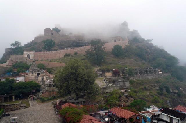 Туман, поглощающий Кумбалгарх