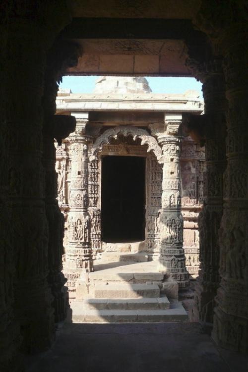 Храм солнца - Модхера