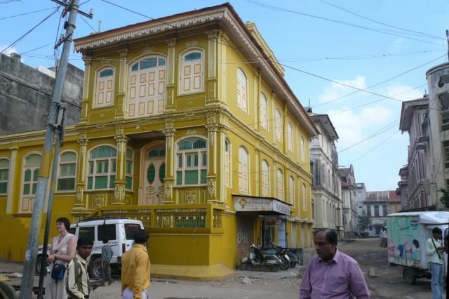Сиддпур - особняки общины Бохра