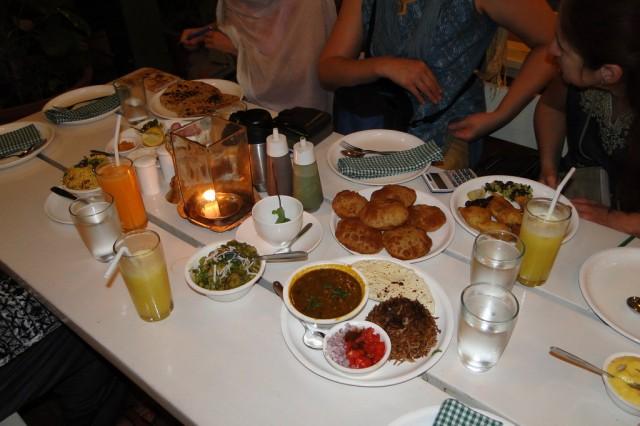 Прощальный ужин - Green House Restaurant