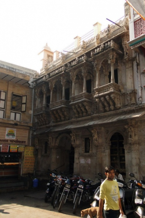 Старый Ахмедабад