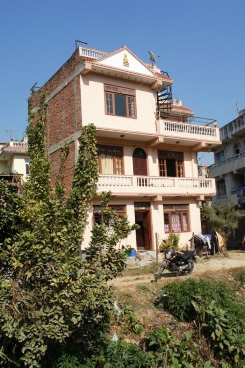Дома Катманду