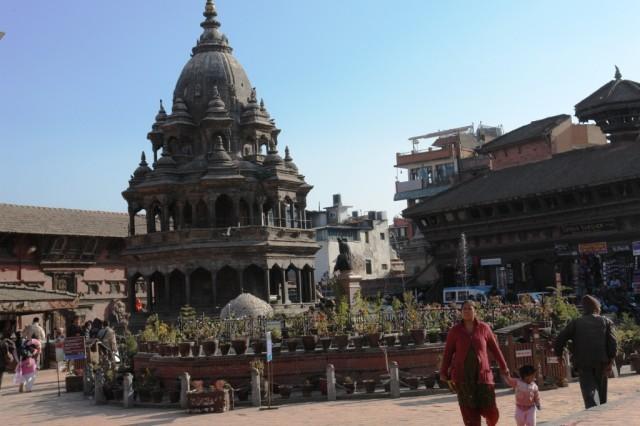 Лалитпур - город красоты